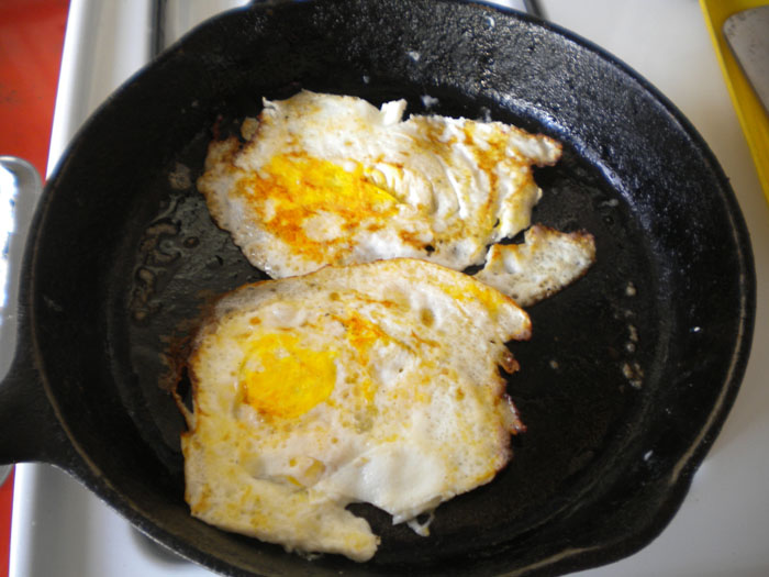 Fried egg sandwich | Oinkety