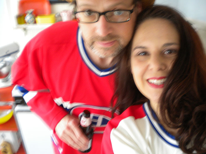 Go Canadiens!