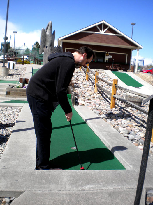 Adventure Golf, Colorado Springs