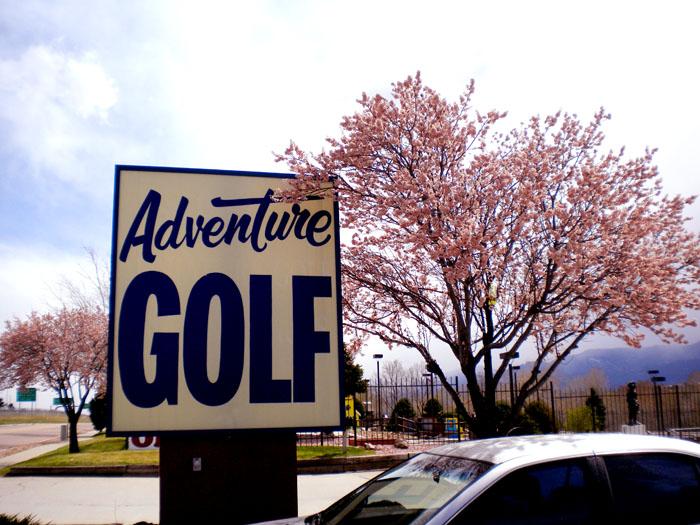 Adventure Golf, Colorado Springs