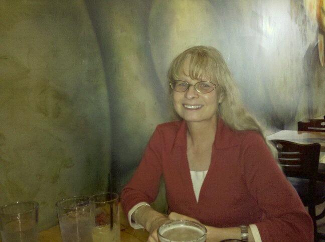 Happy birthday, Linda Webber