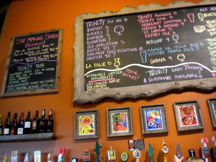 Trinity Brewing, Colorado Springs