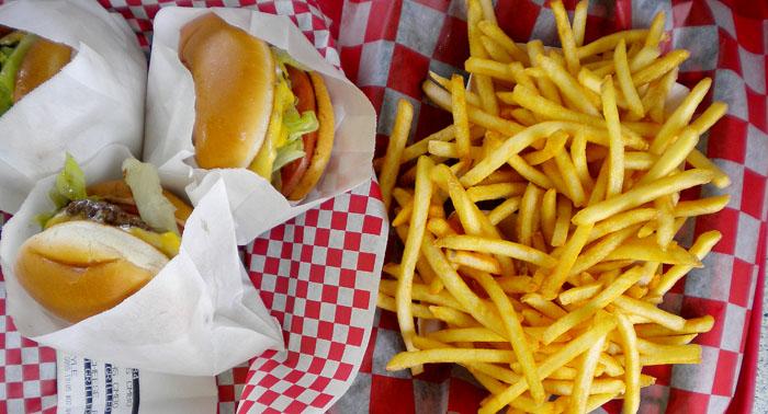 Drifter's Hamburgers, Colorado Springs