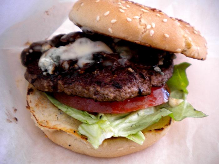 Deluxe Burger, Denver