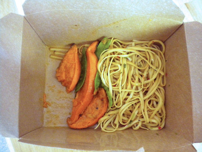Whole Foods Cold Sesame Noodles