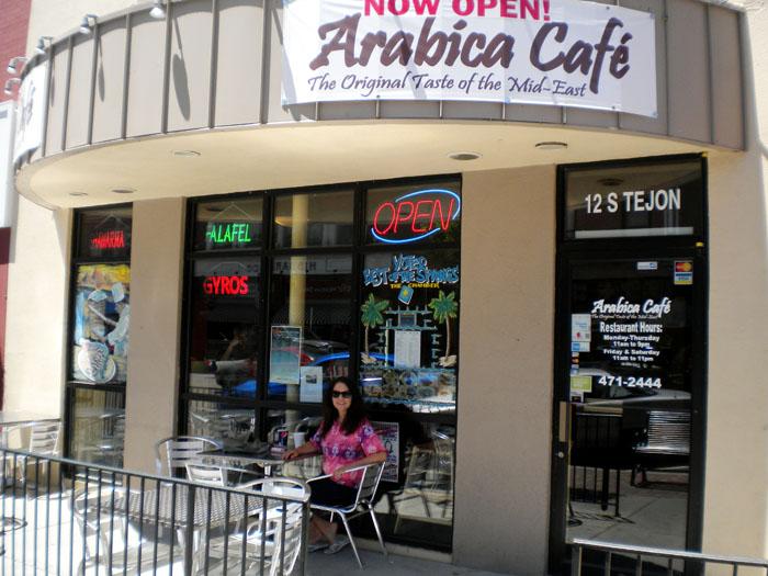Arabica Cafe, Colorado Springs