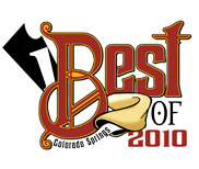 Best of Colorado Springs 2010