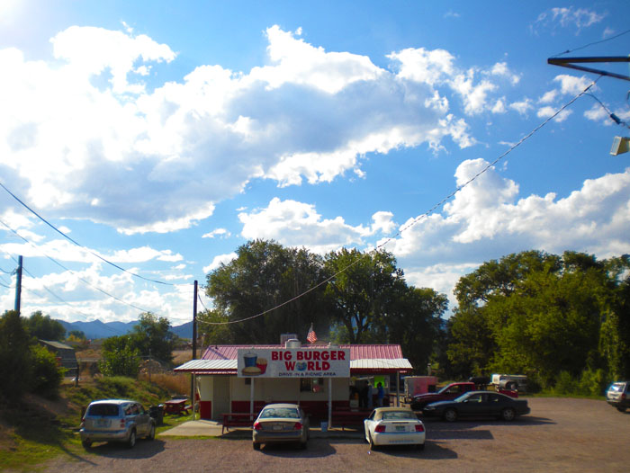 Big Burger World, Canon City, CO