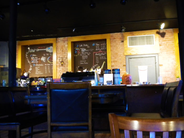 Jives Coffee Lounge, Old Colorado City, Colorado Springs, Colorado.