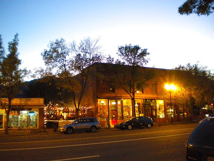 Pizzeria Rustica, Old Colorado City, Colorado Springs, CO