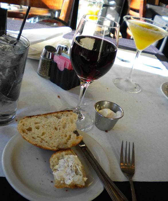 Malbec and Mingarita at The Ritz Grill, Colorado Springs, CO
