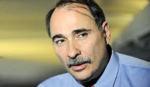 President Barack Obama's senior advisor David Axelrod is a full-on badass.