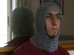 Chainmail for the Miami-J