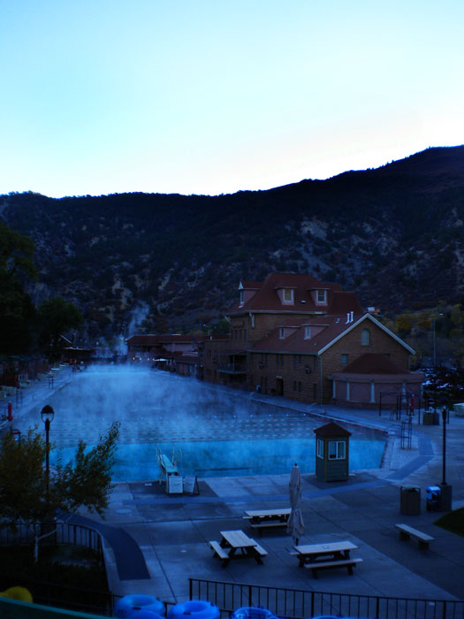 Glenwood Hot Springs and Lodge, Glenwood Springs, CO