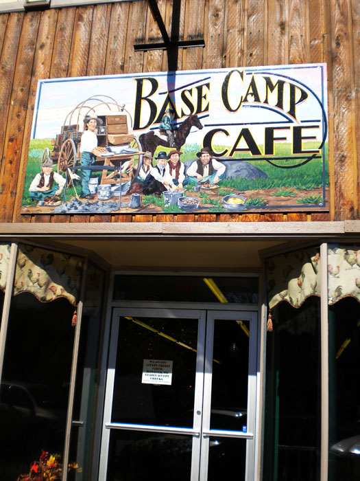 Base Camp Cafe, Rifle, CO