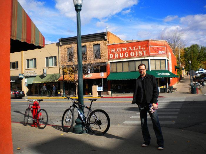 Historic downtown Durango, CO