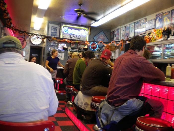 Oscar's Cafe, Durango, CO