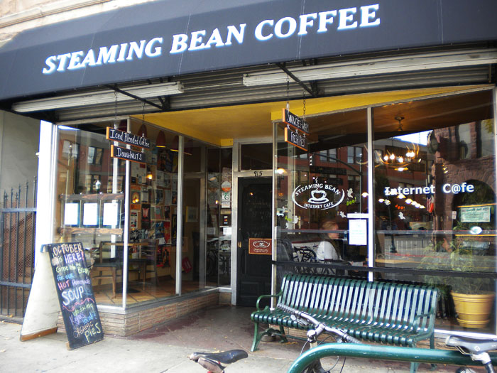 The Steaming Bean, Durango, CO