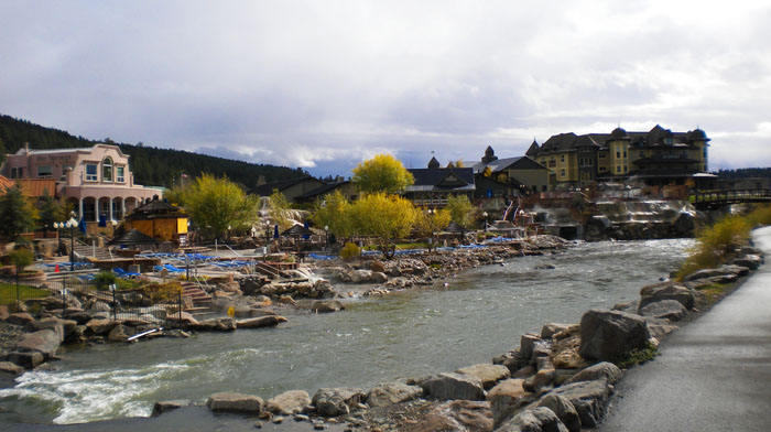 Pagosa Hot Springs Resort, Pagosa Springs, CO