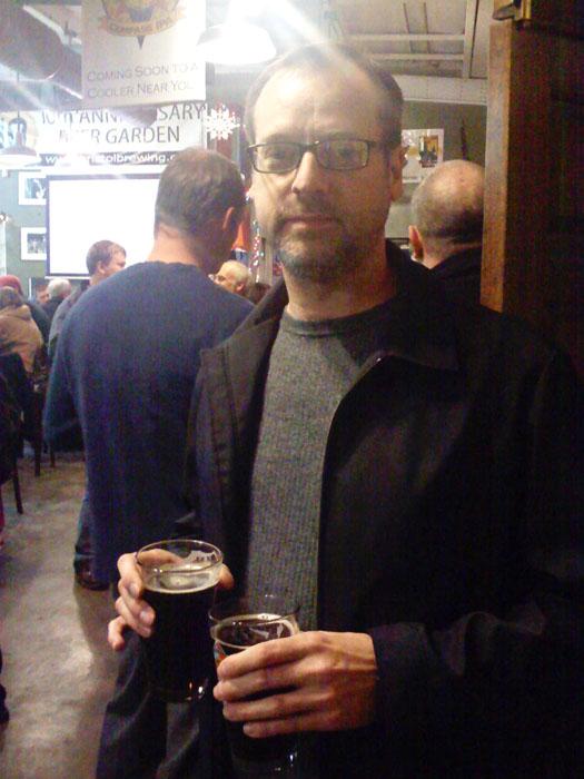 Christmas Ale launch party at Bristol Brewing Co., Colorado Springs