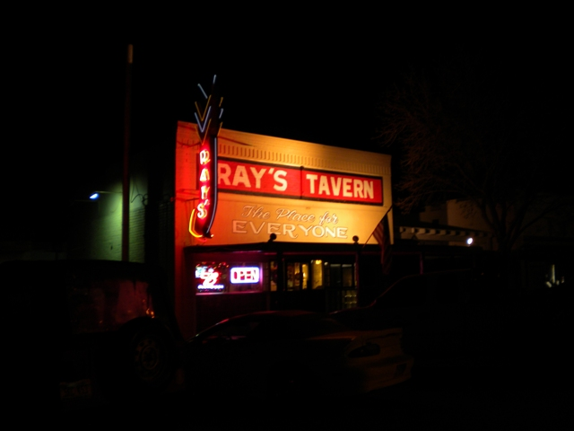 Ray's Tavern, Green River, Utah