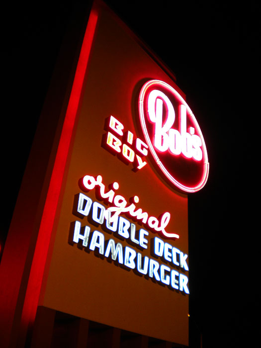 Bob's Big Boy, Burbank, CA