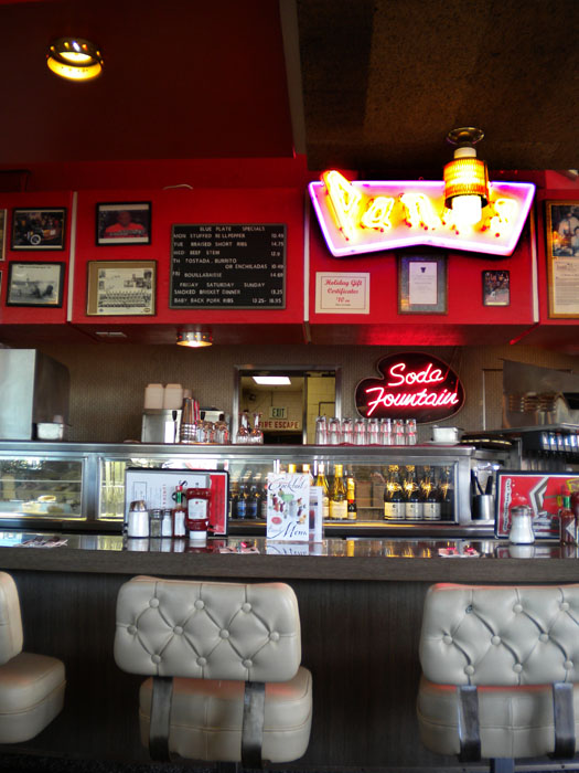 Pann's, Los Angeles