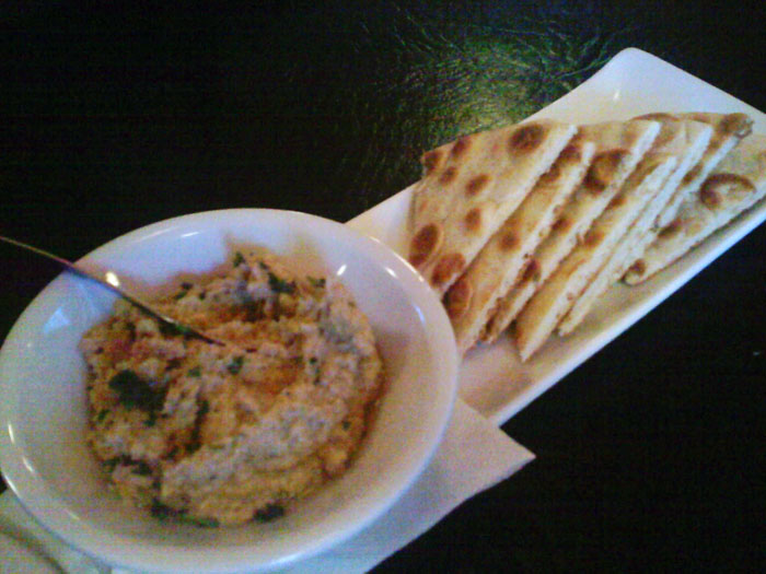 Happy Hour Hummus, Shuga's, Colorado Springs