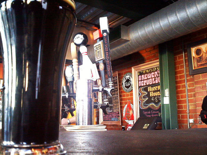 Brewer's Republic, downtown Colorado Springs