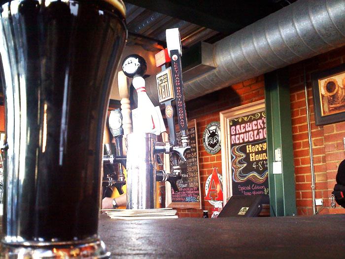 Brewer's Republic, downtown Colorado Springs