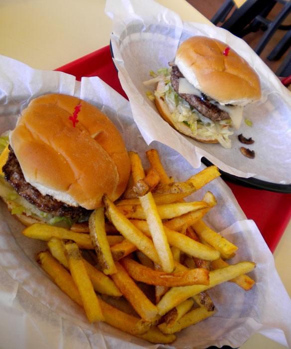 Burger City, Colorado Springs, CO