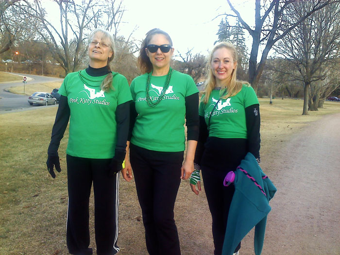 Jack Quinn's Running Club, St. Patrick's Day Edition, Tuesday, March 15th, 2011