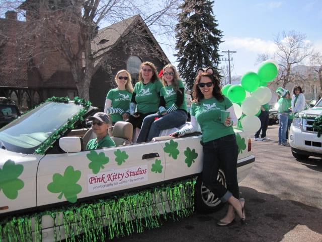2011 St. Patrick's Day parade, Colorado Springs