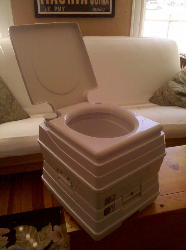 The Sanitation Equipment Visa 248 Deluxe Portable Toilet
