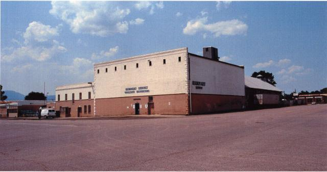 Union Ice and Coal building, circa 2000, downtown Colorado Springs