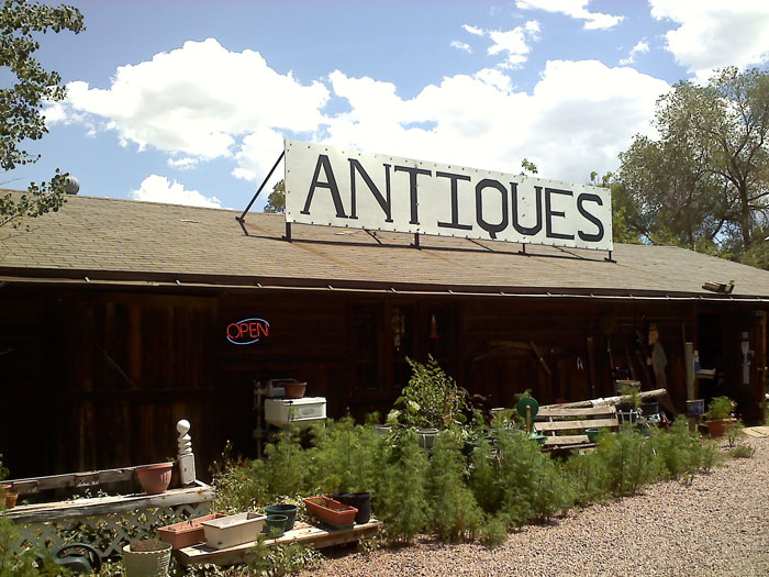 Uncle Sam Antiques, Canon City, Colorado