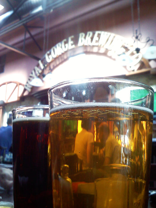Royal Gorge Brewing Co., Cañon City, Colorado