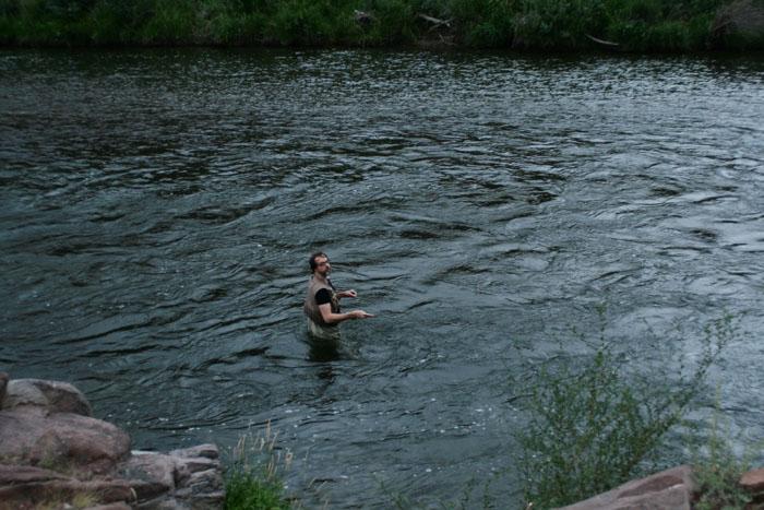 Arkansas headwaters rincon campground colorado oinkety for Arkansas river colorado fishing