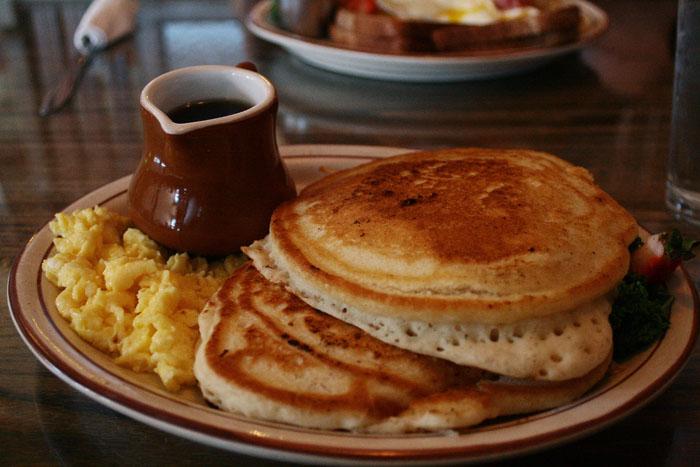 Ahhhhh, pancakes.