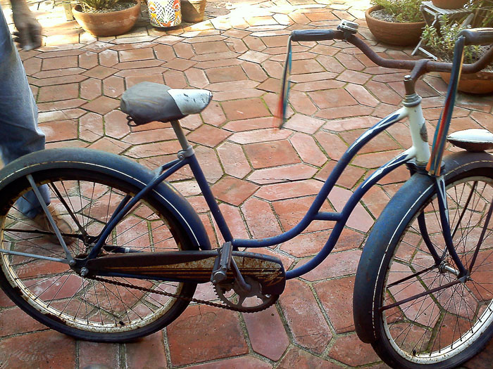 Vintage Rolfast bike