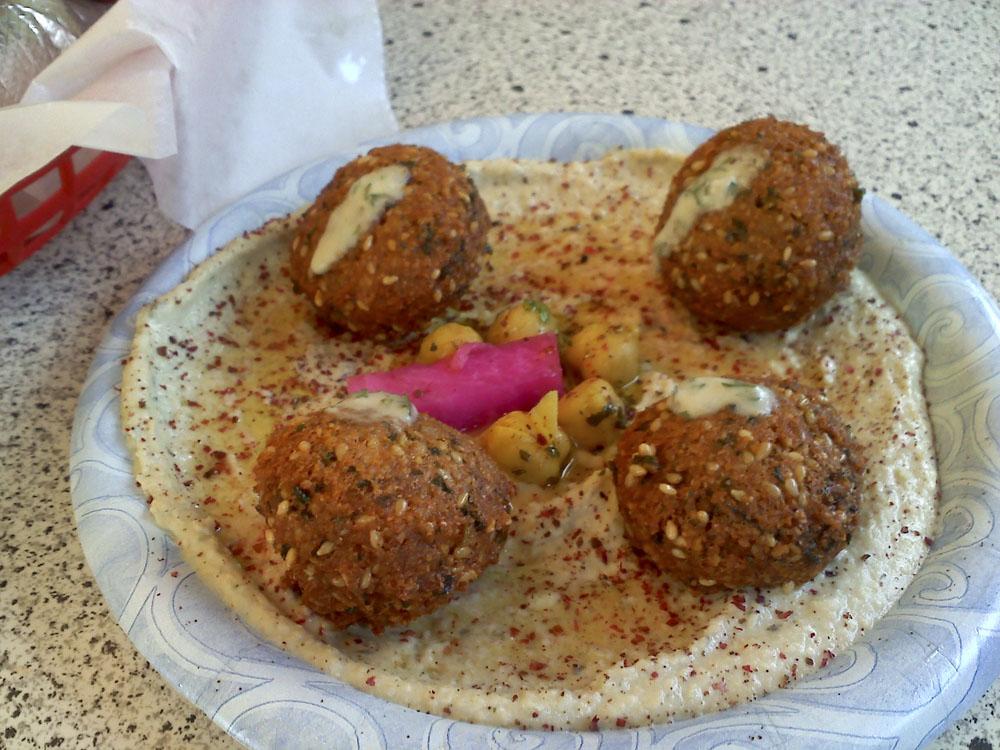 Falafel from Heart Of Jerusalem