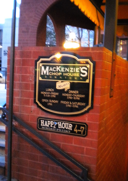 MacKenzie's Chophouse