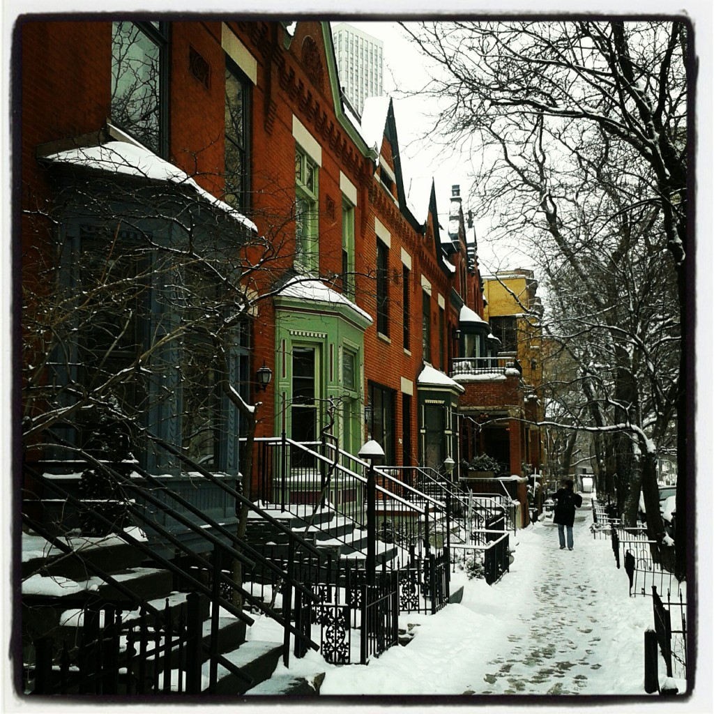 Lincoln Park houses