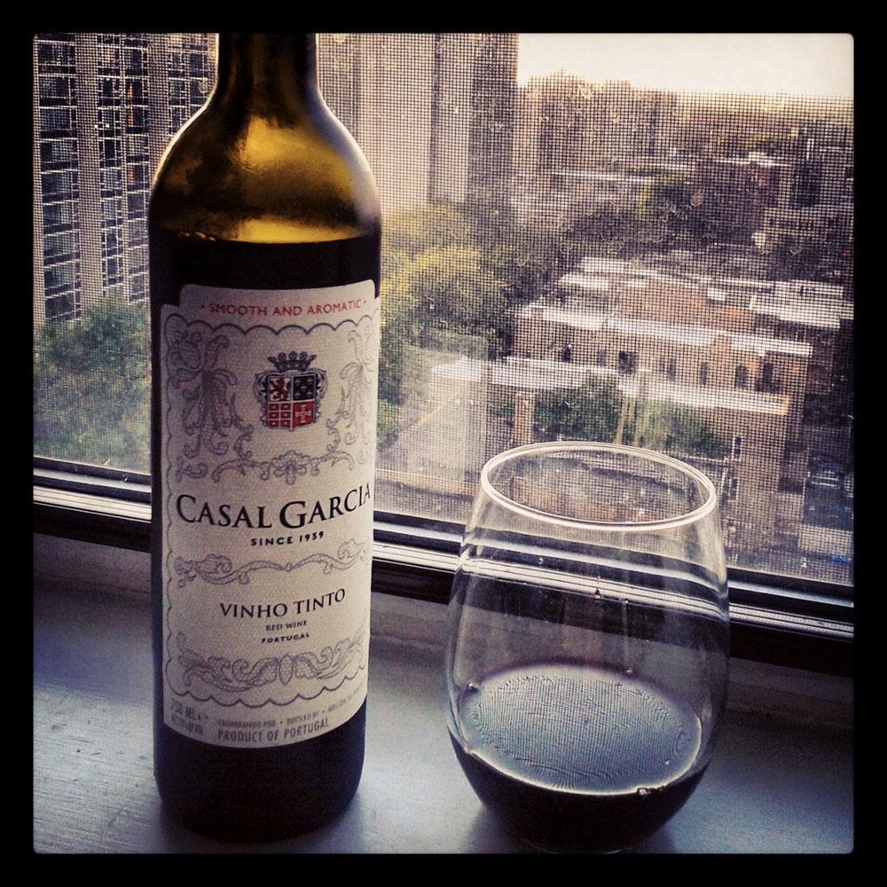 casal garcia vinho tinto