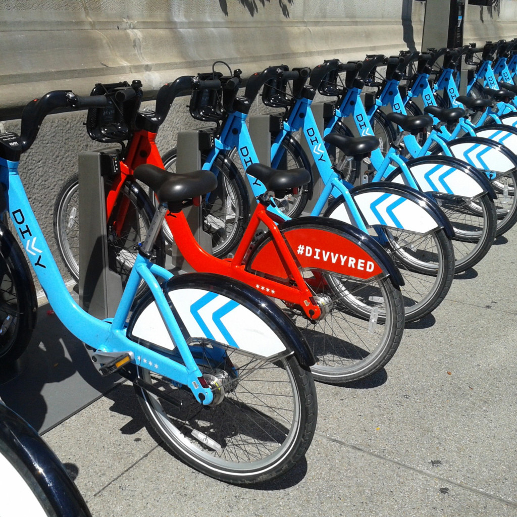 Divvy Bike Share, Chicago