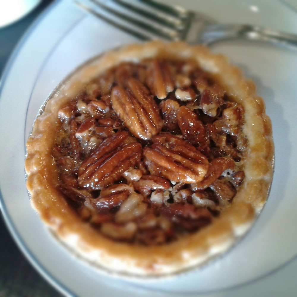 Pecan Pie from Lovely