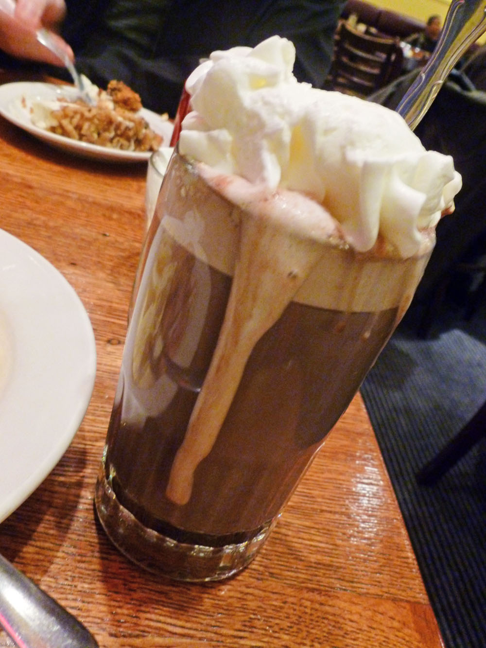 hot chocolate, chicago