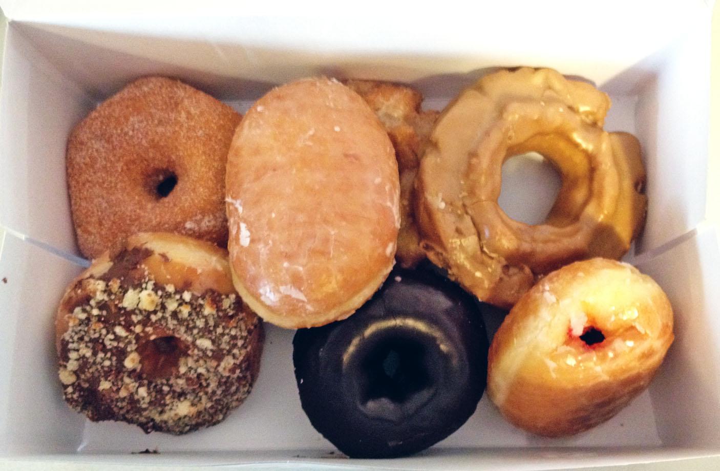 amy's donuts, colorado springs