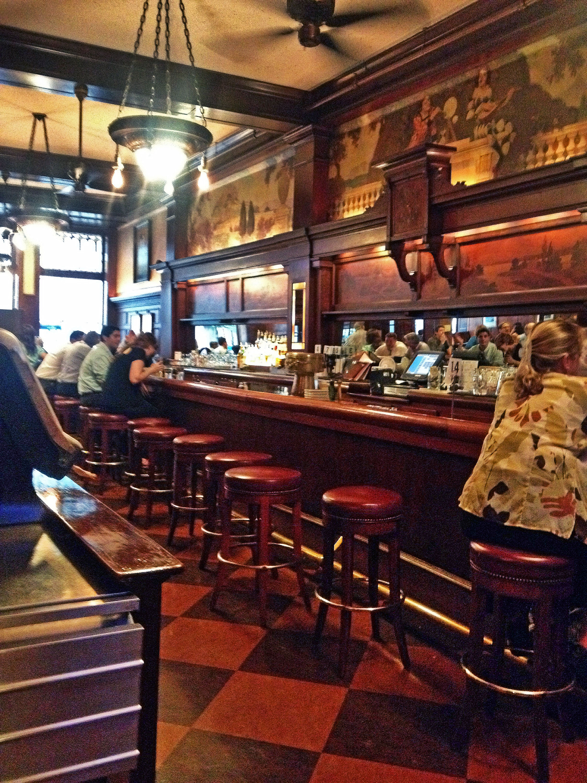berghoff bar, chicago