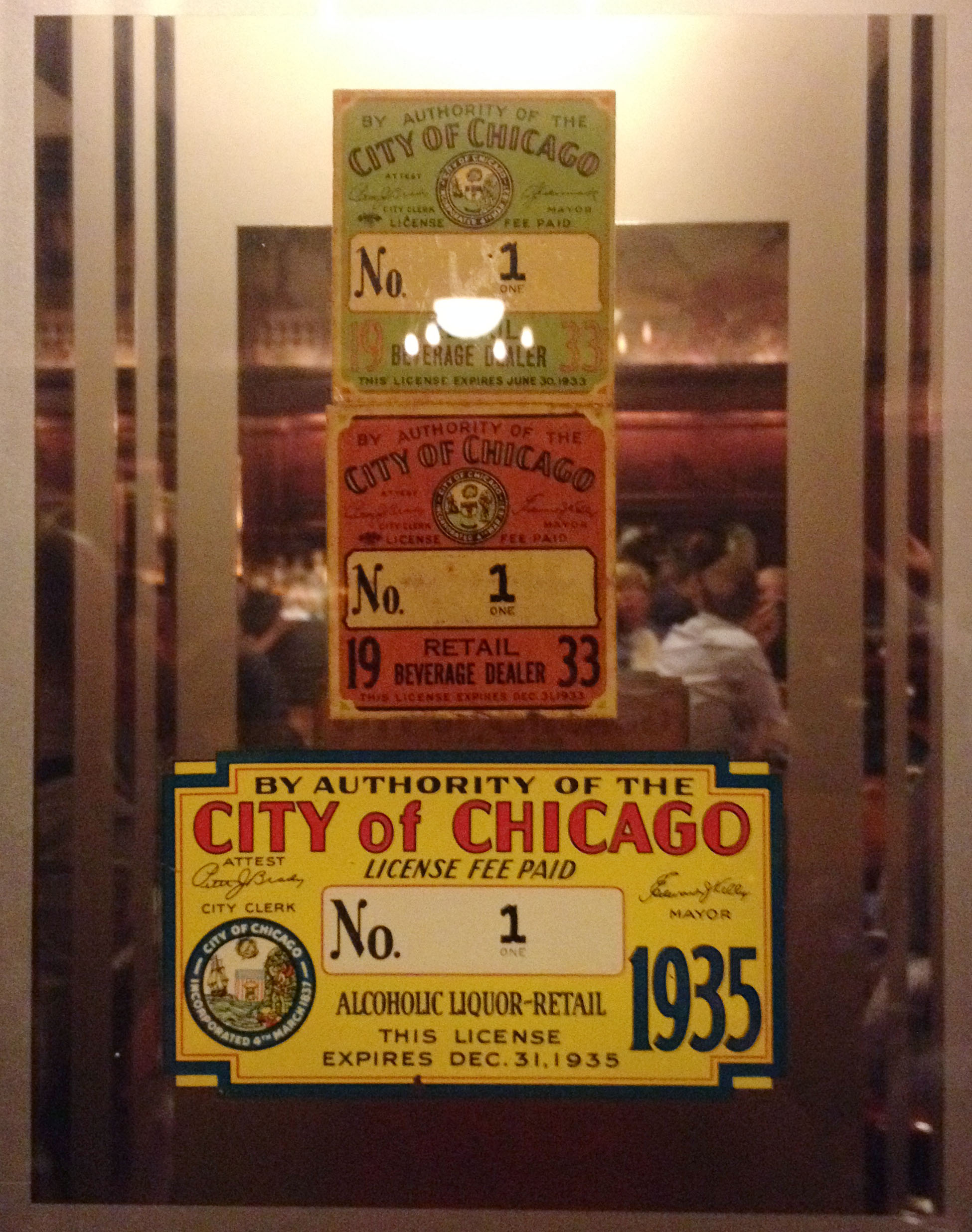 berghoff chicago liquor license #1